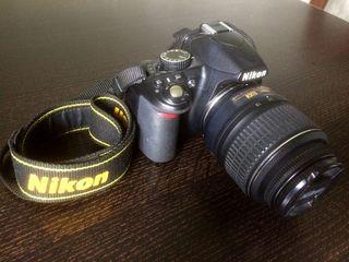 Spre vinzare Nikon D3100