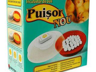 Инкубатор 70 яиц Puisor IO-103TH/Incubator 70 ouă/Garantie/Livrare Gratuita/800 lei