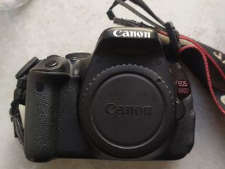 Canon 600D Body