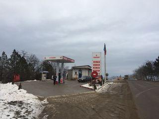 Продам АЗС с вулканизацией и баром или обмен на дом в пригороде  Кишинева