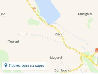Teren amplasat linga traseul Chisinau- Straseni 1-hа. Prima linie. Posibil 3 ha.