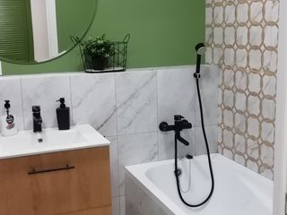 Botanica! cuza voda! apartament cu 1 odaie + living balcon+garderoba 44900 euro
