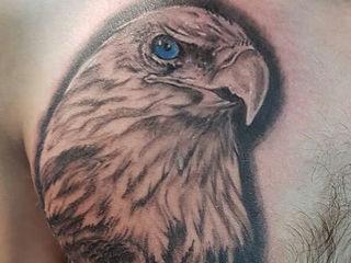 Художественые татуировки (акция!!!)