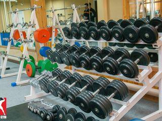 Abonamente pentru studenti de la 280 lei! Sala de forta si fitness FortGym, Buiucani