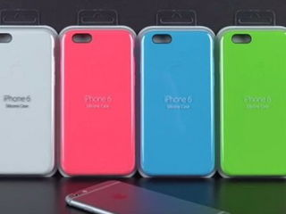 Супер цена на Original Apple silicone case 450mdl !!