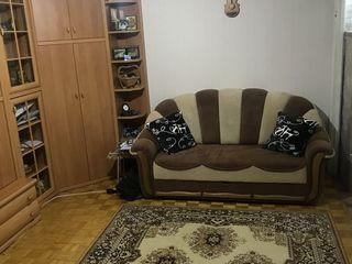Apartament cu 1 odaie, mobila si tehnica! 33,6 m.p.!