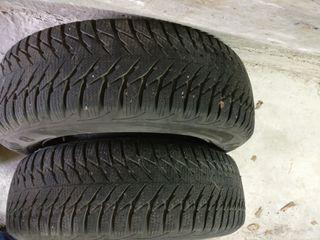 Зимние шины Goodyear в отличном состоянии ! 15 195*65
