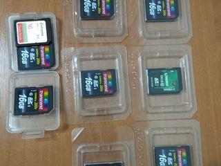 Продам карты памяти SDHC