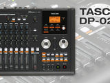 Tascam digital portastudio dp-02cf