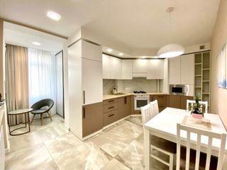 Chirie bloc nou 1 dormitor+living. Modern ,Cartiier privat , Zona de Odihna