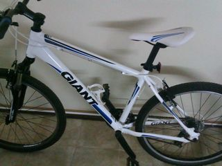 Велосипед Giant. Всё Shimano
