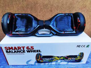 Nou Howerbord Smart 6,5inch Balance Wheell 500W cu garantie 1 an si cu livrare gratuita