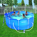 Каркасный бассейн для отдыха всей семьей Bestway 56088
