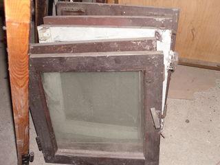 окна деревянные бу , стеклa 175 х 115