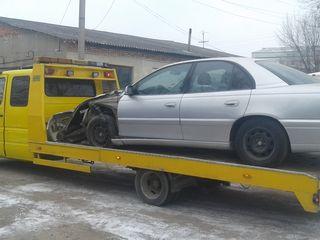 Mercedes evacuator 412