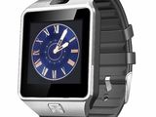 Часы smart watch phone DZ09 Black