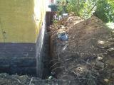 Sapam temelii ,transaie, kanalizatii