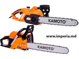 Цепные бензопилы и  от японского бренда Kamoto