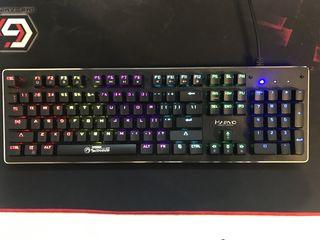Scorpion Mecanical Blue KG909 Gaming