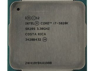 Intel Core i7-5820K  (FCLGA2011-3)