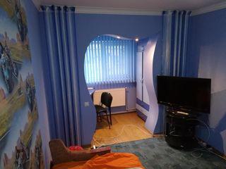 Apartament cu 4-odai separate  la Bam  din  mijlocul blocului . Se vinde mobilat și parțial cu tehni
