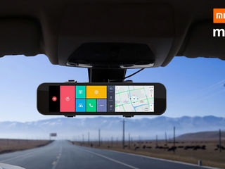 Xiaomi YI Rearview Mirror Dash Camera-Зеркало заднего вида и видорегистратор в одном устройстве!