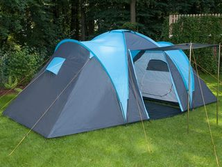 Cort, Camping pentru 4 persoane. Палатка