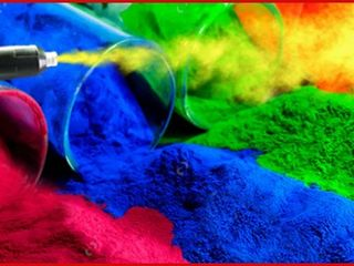 Порошковая покраска