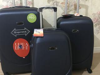 Новые чемоданы премиум класса из ABS поликарбоната.Польша! Шикарная новая коллекция!