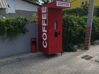 Termobox ! Saeco Cristallo 400 ! Saeco Diamante Combi Snack ! Apparat Coffee! Кофемашина ! Термобокс