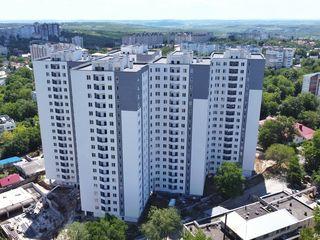 Două odăi/ 63.5 m2/ etajul 7 din 18/ preț 44500 euro!!!