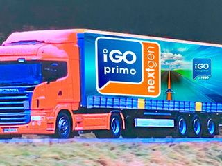 MicroSD Card - iGO Primo NextGen 3D GPS Navigatie Map 2019 Full Europa +Camion