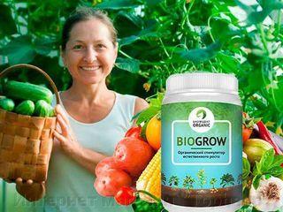 Биоактиватор роста рассады и растений - Biogrow Plus