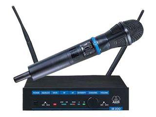 Vind radiomicrofon profesional AKG HT-300 C5900WL