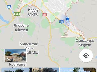 Cumpar lot (casuta) în jur de 8000e Chisinau Bacioi Singera Codru Ialoveni