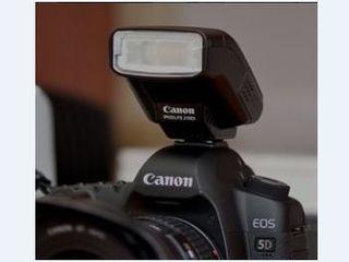 Canon Speedlite 270 EX II. TTL.TTL II