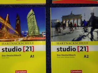 Книги для изучение немецкого языка