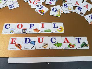 Alfabet magnetic. изучаем алфавит