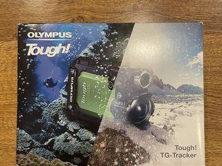 4K Olympus TG-Tracker Action Camera Black