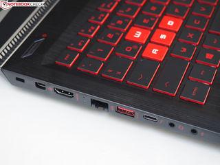 "Топ игровой HP OMEN 15"" RED Game Core i5 8Gb RAM/ NVidia GTX 1050 4Gb! / 1000Gb + 128Gb SSD - Новый!"