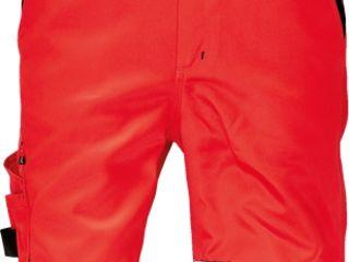 Полукомбинезон Knoxfield HI-VIS - красный
