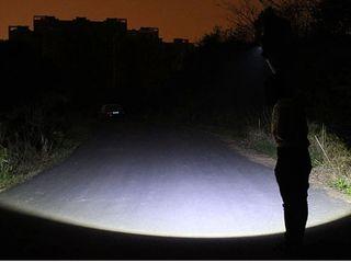 Мощный фонарь cree xm-l t6 (комплект оригинал)