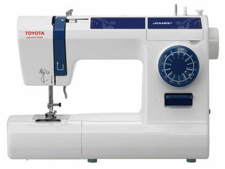 Швейная машина Toyota JCB 15 (Гарантия 3 года, доставка по Молдове, Кредит!)