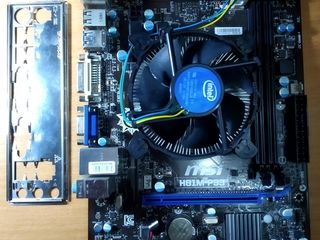 Foarte buna oferta - motherboard + cpu G3240 LGA 1150
