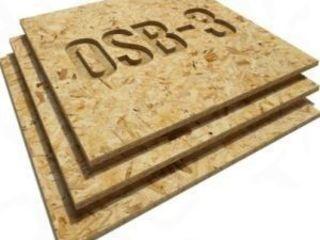 OSB3 влагостойкое!