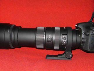 Canon-Sigma 120 400mm Profesional.