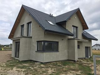 Новый современный дом c гаражом