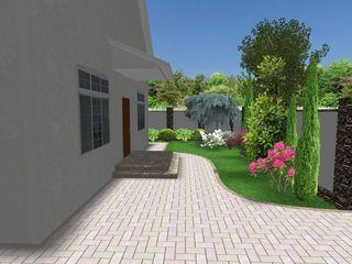 Ландшафтный дизайн Проектирование по индивидуальному заказу 3D