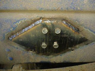 Професиональная реставрация,ремонт полов в бусах,грузовых авто,прицепах