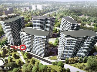 Privire spre Parc - Rascani (Circ), apartament cu 4 odai, 114 m2, etajul 2, Lagmar